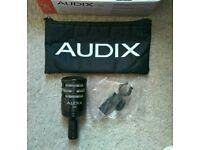 Audix D6 Dynamic Instrument Microphone