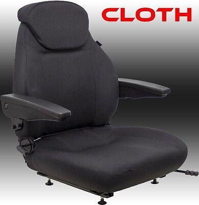 Case Loaderbackhoe Seat - Fits Various Models S1