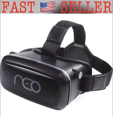 3D Virtual Reality Headset for Movies & Games - Multifocal VR With HD Technology