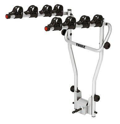 Thule 9708 Towbar Towball Mounted 4 Bike Cycle Carrier Rack