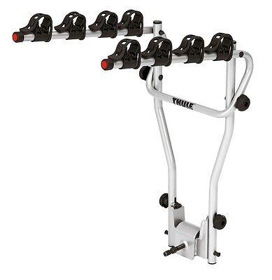 Thule 9708 Towbar Towball Mounted 4 Bike Cycle Carrier Rack