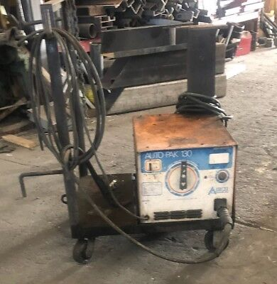 Aircomatic Welding Machine - Auto-pak 130