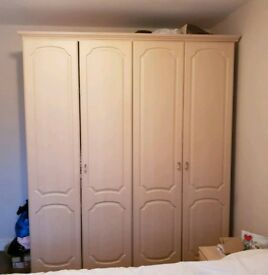 3 Wardrobes for sale