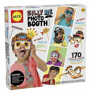 ALEX® Toys - Silly Me Photo Booth Kids Childrens Craft 185S ~ BRAND NEW in BOX!