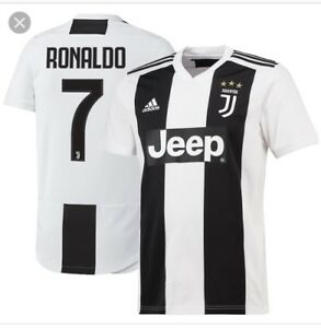 Maillot officiel de la Juventus CR7