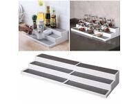 Extendable Kitchen Shelving Unit
