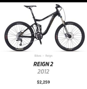 Giant reign 2
