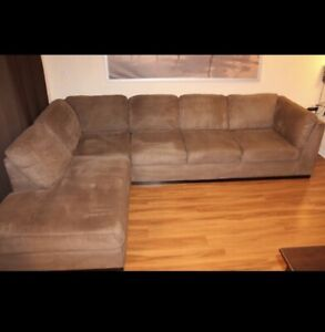 Sectional sofa by Structube