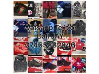 WHOLESALE STOCK TRAINERS TRACKSUITS KIDS LADIES