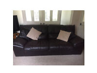 Large leather sofa need gone!!
