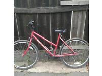 Raleigh zest ladies Mountain bike