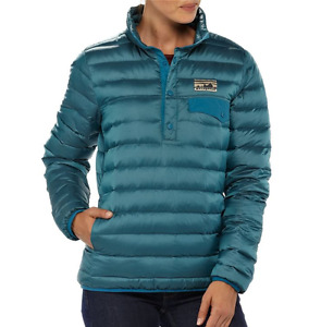 Patagonia XS W Snap T Down Pullover