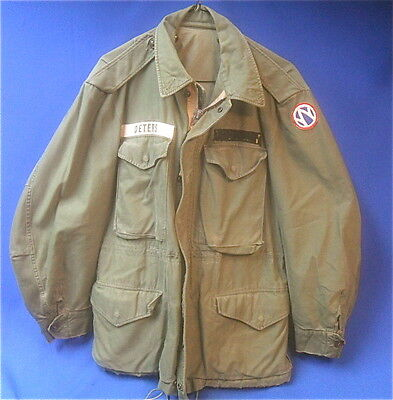 Original US Army M-1951 Field Jacket