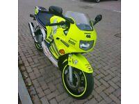 Honda cbr600f r