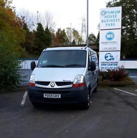 Renault Master 2.5TD 2010 WAV Wheelchair Access Camper Day Van Video Available