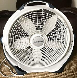 High Power 3 Speed Air Circulating Fan