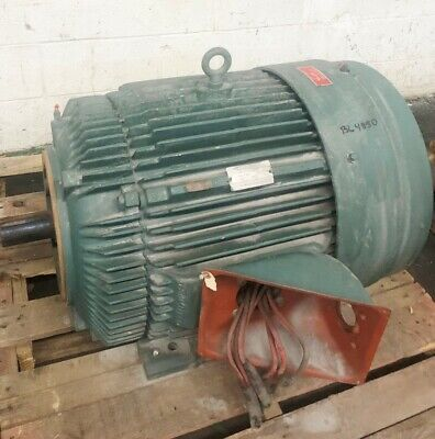 Reliance 60hp Electric Motor