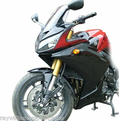 <em>YAMAHA</em> FZ1 ALL YEARS UNPAINTED SIDE PANEL FAIRING LOWERS 22120U
