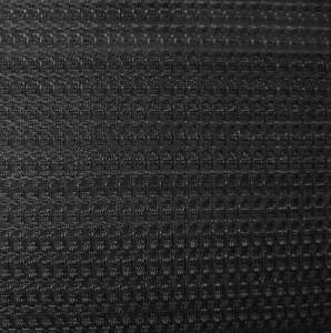 18in x 36in Black OEM guitar amp/speaker cabinet grill cloth