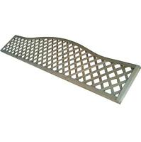 Treated Trellis Diamond Trellis Panels (various Sizes & Designs) Free Delivery - unbranded - ebay.co.uk