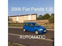 Automatic £1495 2006 Fiat Panda 1.2l* like fiesta punto clio micra corsa c1 aygo 107 getz polo,