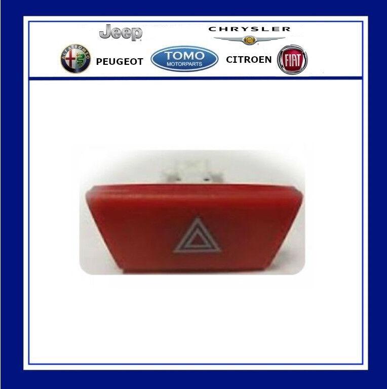 Car Parts - Peugeot 107, Citroen C1 & Toyota Aygo Hazard Warning Switch 6490NG New Genuine