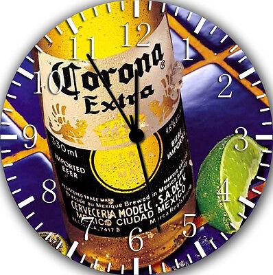 Beer 10 Wall Clock (Corona Extra Beer wall Clock 10