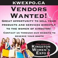 Vendor's Wanted- 7th Annual Kingston Women's Expo