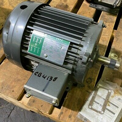 Lincoln 5hp Electric Motor