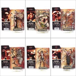 Mcfarlane Clive Barker's Tortured Souls--The Fallen Complete Set Of 6