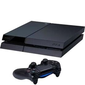 Ps4 playstation 4 console with free game