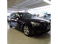 FINANCW AVAILABLE GOOD BAD OR NO CREDIT***BMW 5 SERIES 3.0 525d SE Touring 5dr**** £159 PCM