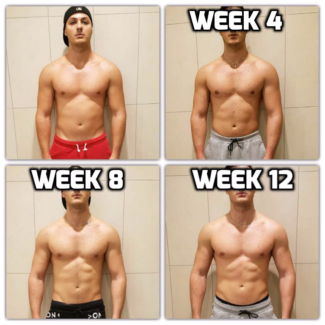 Athletic Edge® 8-Week Training Programs