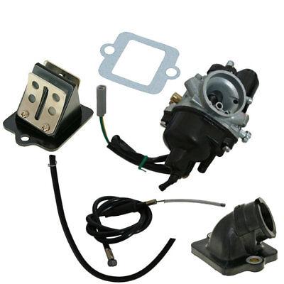 17,5mm Vergaser Kit Membranblock Tuning Aprilia Mojito Custom Sportcity ONE >04