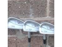 Mizuno T Zoid Golf Clubs