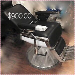 Barber chairs, styling chairs, pedicure spa & salon equipment.