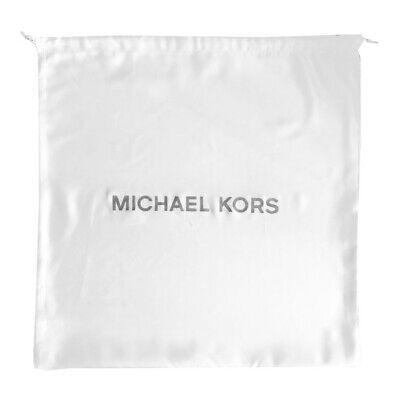 Michael Kors XL Raso Blanco 53.3cm x Cordón Bolso Polvo Para O...