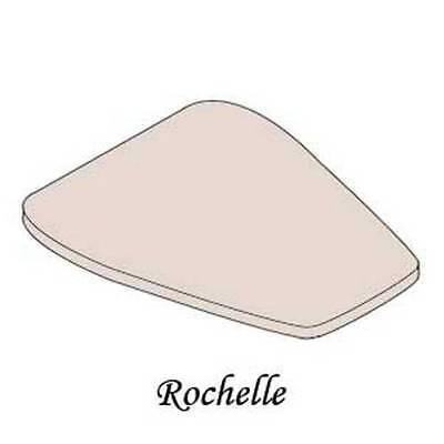 Kohler Rochelle Toilet Seat - ALMOND - -