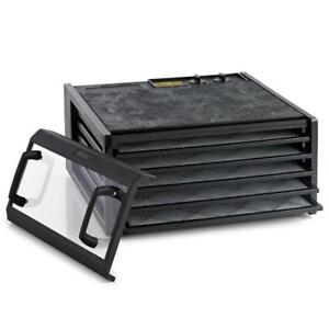 Excalibur Food Dehydrator 3526TCDB Black with Clear Door $319.95 FREE SHIPPING