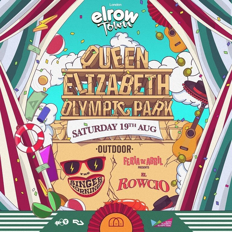 1 x VIP Elrow London Ticketin Camden, LondonGumtree - One spare VIP tickets for sale for £120, drop me an email for more info! Elrow @ Queen Elizabeth Olympic Park on Saturday 19th Aug 12pm till 10pm ( LAST ENTRY 6PM ) VIP tickets include VIP fast track entrance VIP area by the main stage Cash & card...
