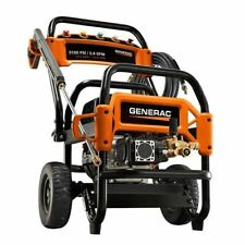 Generac 6590 - 3100 PSI 2.8 GPM Commerical Power Washer | 5 nozzles | 49-ST/CSA
