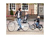 FollowMe tandem coupling, child kids bike tag along trailer RRP £190