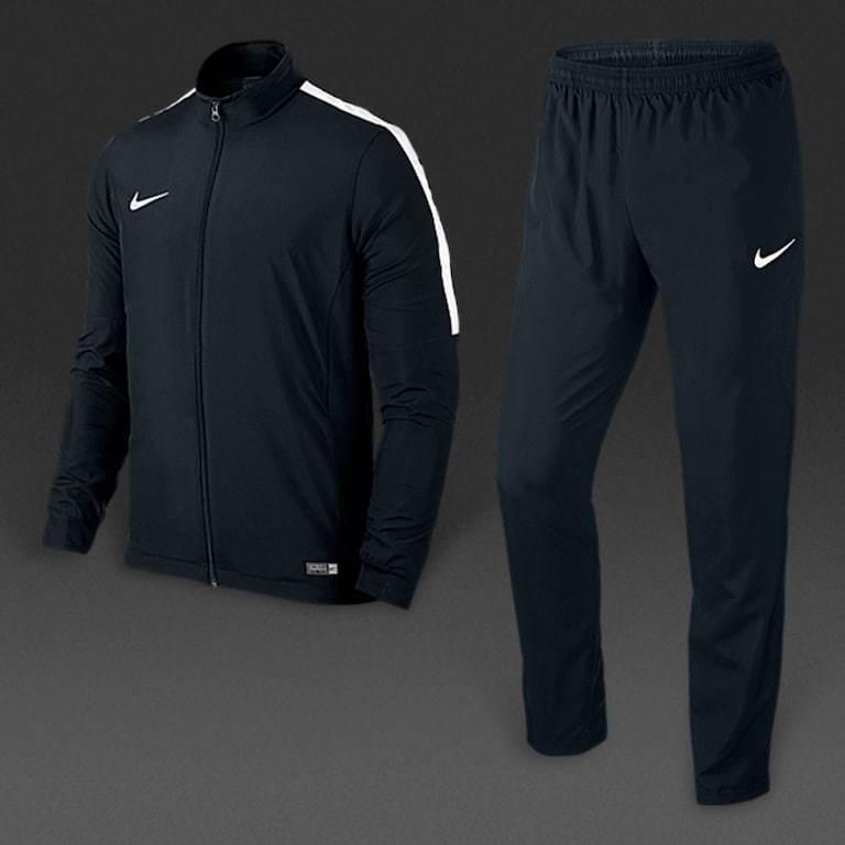 1e36610ab2ac4 NEU Nike Academy 16 Jungen Kinder Fußball Trainingsanzug Sportanzug  808759-010