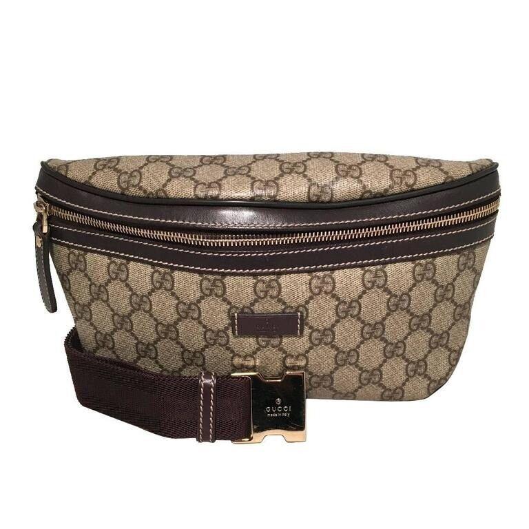 0bcc7894225d2 Gucci waist bag