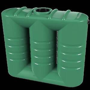 SALE..LAST DAYS! 2000LT Slimline Poly Water Tanks, Pumps, Shed Mount Barker Mount Barker Area Preview