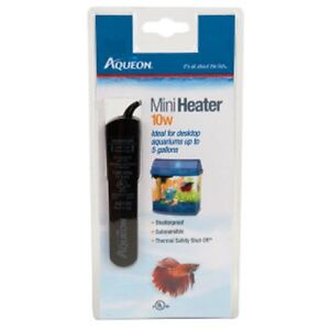 5 gallon aquarium heater ebay for 10 gallon fish tank heater