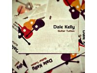 Guitar Lesson and Tuition with Guitar Teacher Dale Kelly