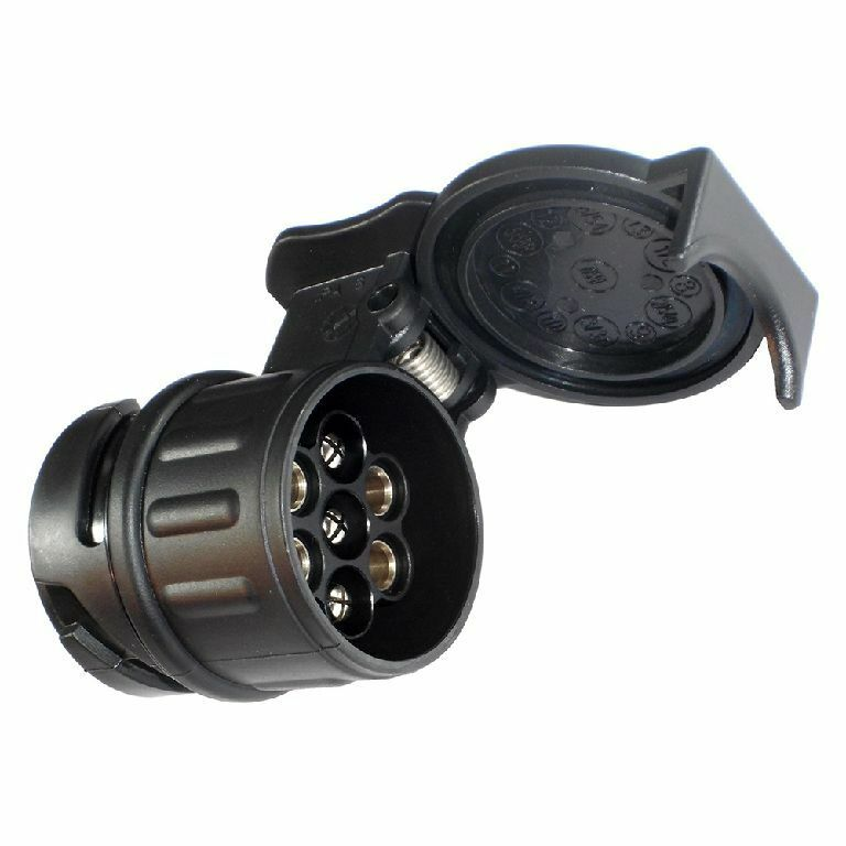 fep mini adapter f r anhaengerstecker 13 auf 7 polig eur 19 99 picclick it. Black Bedroom Furniture Sets. Home Design Ideas