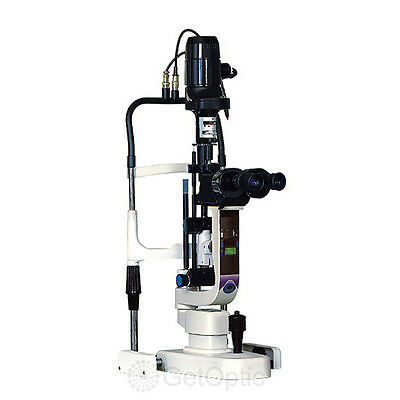 Optical Slit Lamp Optometry Optometrist Ophthalmic Ce Approval Brand New