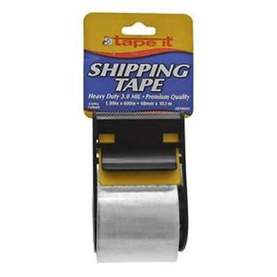 Shipping Tape With Dispenser Pack Of 54- 3.0 Mil1.89 In X 400 In Ships Free